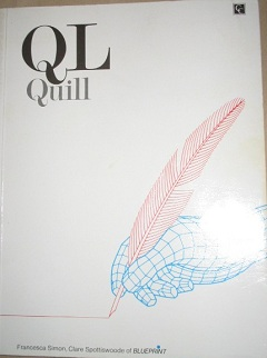 QL Quill by Francesca Simon and Clare Spottiswoode of Blueprint