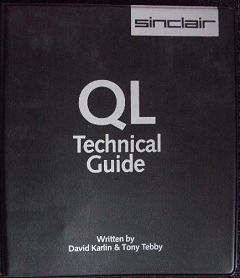 QL Technical Guide by David Karlin and Tony Tebby