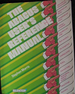 The Abacus User's Reference Manual by Stephen Morris