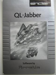 Packaging for Sinclair QL Jabber