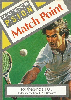 Packaging for Sinclair QL Match Point