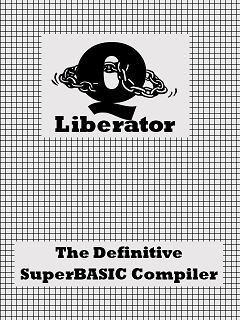 Packaging for Sinclair QL Q-Liberator