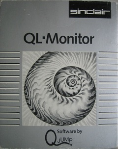 Packaging for Sinclair QL Monitor