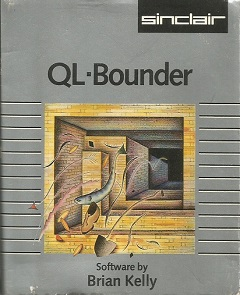 Packaging for Sinclair QL Bounder