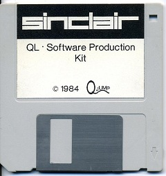 SuperBASIC Production Kit by Sinclair Research