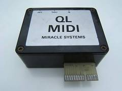Picture of Miracle Systems QL Midi Interface