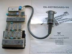 JFC QL-Keyboard-90 Keyboard Interface