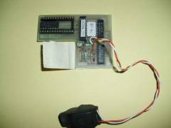Picture of Phil Gaskell Battery Backed Real Time Clock for the Sinclair QL